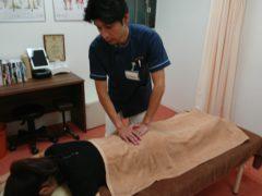 当院の根本療法の体験施術が大好評です♪